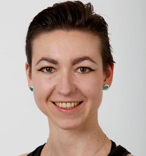 Pilates Trainerin Anastasia Braun