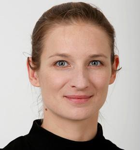 Pilates Trainerin Anna Kosiorowska