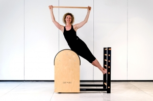 Pilates Gerätetraining am Ladder Barrel