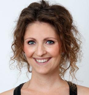 Pilates Trainerin Nadine Peters
