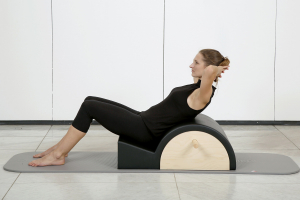 Pilates Gerätetraining am Spine Corrector